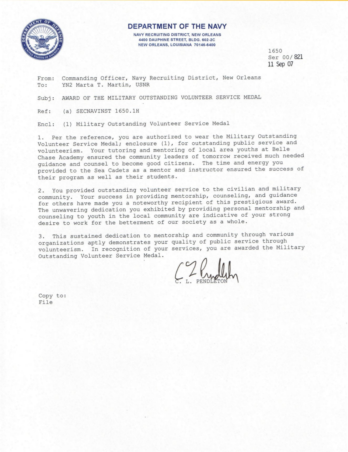 letter of recommendation to the naval academy navy girls brag sheet letter of recommendation to the naval academy